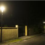 récepteur nod solution de détection éclairage public