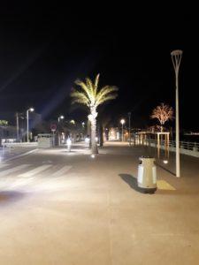 Eclairage dynamique autonome LACROIX City